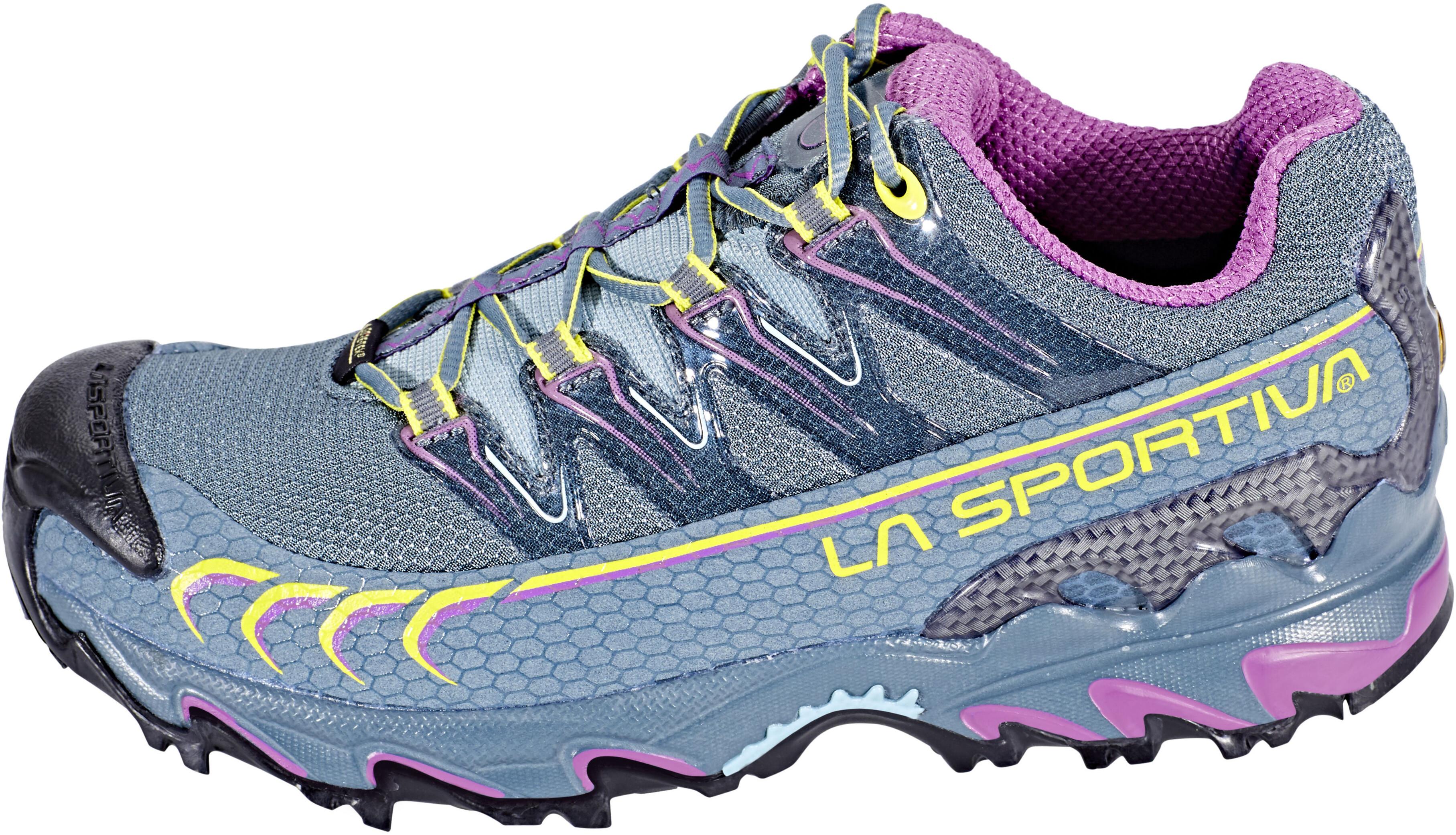 6a9388bd7d7 La Sportiva Ultra Raptor GTX - Chaussures running Femme - gris sur ...